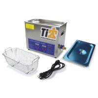 "Tools & Pit Equipment - Ti22 Performance - Ti22 Ultrasonic Cleaner With 9"" Stainless Basket"
