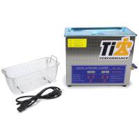 "Ti22 Performance - Ti22 Ultrasonic Cleaner With 9"" Stainless Basket - Image 2"