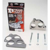 Trans-Dapt Performance - Trans-Dapt 86-92 SB Chevy Ported Throttle Body Spacer