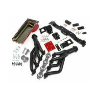 Exhaust System - Engine Swap Kits - Trans-Dapt Performance - Trans-Dapt Swap-In-A-Box Kit - LS Engine Into 70 - 74 F - Body