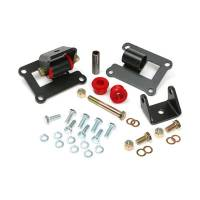 Chassis Components - Trans-Dapt Performance - Trans-Dapt LS Engine Swap Motor Mount Kit 67-72 GM C10