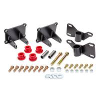Chassis Components - Trans-Dapt Performance - Trans-Dapt Engine Mount Kit LS Motor Into 73-87 C10 Pickup