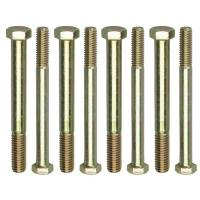 "Hardware and Fasteners - Trans-Dapt Performance - Trans-Dapt Engine Stand Bolts Ford 7/16"" x 4"" 4 Bolts"