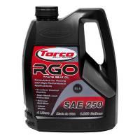 Torco - Torco RGO Racing Gear Oil 250- 4x4-Liter