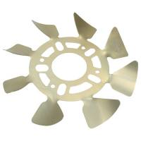 Ultra Cool Brake Fans - Ultra Cool Brake Fans Brake Fan - RH Aluminum 5x4-1/2 to 5-1/8 w/ .625