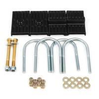 Hardware and Fasteners - UMI Performance - UMI Performance 70-81 GM F-Body Leaf Spring Hardware Kit