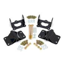 Chassis Components - UMI Performance - UMI Performance 74-92 GM F/G Body Solid Engine Mount Kit