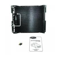 Air Conditioning & Heating - Air Conditioning Driers - Vintage Air - Vintage Air 47-55 Chevy Pickup SureFit Condenser Kit w/Drier