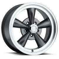 Wheels and Tire Accessories - Vision Wheel - Vision Wheel 15X7 5-4.75 Gunmetal Legend 5