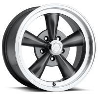 Wheels and Tire Accessories - Vision Wheel - Vision Wheel 15X7 5-4.50 Gunmetal Legend 5