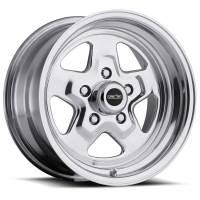 Vision Wheel - Vision Wheel 15X4 5-120.65/4.75 Polished Vision Nitro