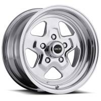 Vision Wheel - Vision Wheel 15X4 5-114.3/4.5 Polished Vision Nitro
