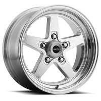 Vision Wheel - Vision Wheel 15X4 5-120.65/4.75 Polished Vision SSR ST
