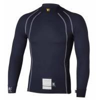 Safety Equipment - Walero - Walero Temperature Regulating Race Underwear Top - Medium - Petrol Blue