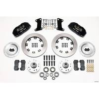 Front Brake Kits - Street / Truck - Wilwood Dynapro 6 Big Brake Front Brake Kits (Hub) - Wilwood Engineering - Wilwood Front Disc Brake Kit 67- 69 Camaro 12.19in