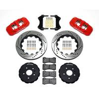 Wilwood Engineering - Wilwood 10-15 Camaro Front Brake Kit AERO6