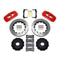 Wilwood Engineering - Wilwood 10-17 Camaro Rear Brake Kit AERO4