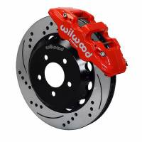 Wilwood Engineering - Wilwood 16-17 Camaro Front Brake Kit AERO6