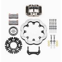 Wilwood Engineering - Wilwood Sprint Inboard Brake Kit Radial Mount 11.75 Rotor - Image 2