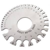 Tools & Pit Equipment - Woodward Fab - Woodward Fab Sheet Metal Thickness Gauge