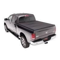 Body & Exterior - Extang - Extang Solid Fold 2.0 Tonneau Cover - Black - 5.58 Ft. Bed - Dodge Full-Size Truck 2019