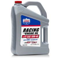 Lucas Racing Oil - Lucas Semi-Synthetic Racing Only Motor Oil - Lucas Oil Products - Lucas Racing 10W40 Semi-Synthetic Motor Oil - 5 Quart