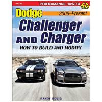 Books, Video & Software - How-To Books - S-A Books - Dodge Challenger and Charger: How to Build and Modify 2006-Present