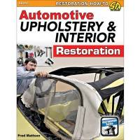 S-A Design Books - Automotive Upholstery and Interior Restoration - 192 Pages