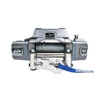 "Superwinch - Superwinch EXP10I Winch - 10000 lb. Capacity - Roller Fairlead - 15 Ft. Remote - 3/8"" x 100 Ft. Steel Cable - 12V - Integrated Housing"