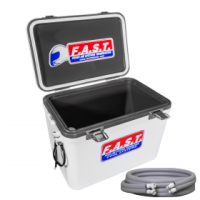 FAST Cooling - FAST Cool Suit Essential Set Up Cooler and Hose - 7.5 Quart