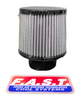 Driver Cooling - Helmet Blower Replacement Filters - FAST Cooling - FAST Cooling Replacement Large K&N Type Filter