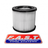 "Driver Cooling - Helmet Blower Replacement Filters - FAST Cooling - FAST Cooling Replacement 5"" Filter"