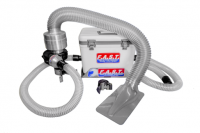 Driver Cooling - Helmet Blower Systems - FAST Cooling - FAST Cooling Fresh Air Helmet Cooling System - Asphalt