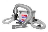 FAST Cooling - FAST Cooling Fresh Air Helmet Cooling System - Asphalt - Image 3