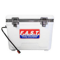 FAST Cooling - FAST Cooling 13 Quart Single Element Cooler - Air & Water - Image 2