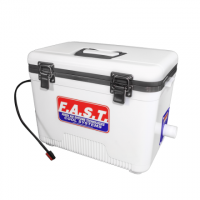 FAST Cooling - FAST Cooling 13 Quart Single Element Cooler - Air & Water - Image 4