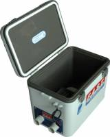 FAST Cooling - FAST Cooling 19 Quart Twin Element Cooler - Air & Water