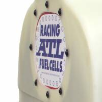 ATL Racing Fuel Cells - ATL Sprint Car & Midget Tail Tanks - ATL Racing Fuel Cells - ATL Tail Tank Front Cover Plate - For ATL Sprint Car Tail Tank Cell