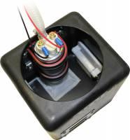 Fuel Cells, Tanks and Components - Fuel Cell Pickups - ATL Racing Fuel Cells - ATL Black Box Surge Kit w/ (1) CFD-107 Low-Pressure Carburetor Pump - 12V - 15 psi