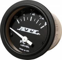 "Analog Gauges - Fuel Level Gauges - ATL Racing Fuel Cells - ATL Fuel Gauge - 2-1/4"" Diameter - 240-33 Ohm"