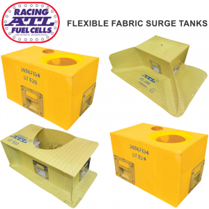 ATL Flexible Fabric Surge Tanks