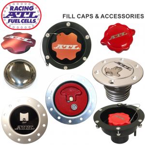ATL Fill Caps & Accessories