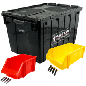 Trailer & Towing Accessories - Trailer Storage Cases and Totes