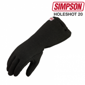 Racing Gloves - Shop All Auto Racing Gloves - Simpson Holeshot 20 Drag Glove - $319.95
