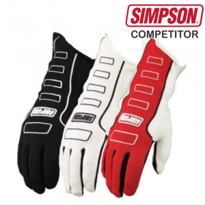 Racing Gloves - Shop All Auto Racing Gloves - Simpson Competitor - $149.95