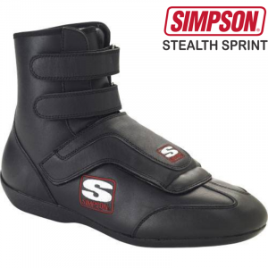 Racing Shoes - Simpson Racing Shoes - Simpson Stealth Sprint Shoe - $149.95