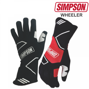 Racing Gloves - Shop All Auto Racing Gloves - Simpson Wheeler Glove - $149.95