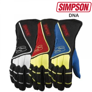 Racing Gloves - Shop All Auto Racing Gloves - Simpson DNA - $189.95