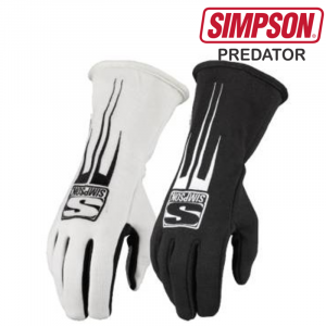 Racing Gloves - Shop All Auto Racing Gloves - Simpson Predator - $139.95