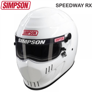 Helmets - Shop All Full Face Helmets - Simpson Speedway RX Helmets - PRICE DROP $599.95 - SAVE $100